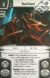 Regular Royal Guards Alternate Art