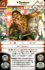 Chewbacca Alternate Art