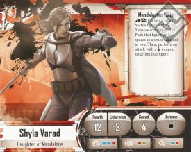 Shyla Hero wounded
