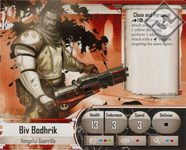 Biv Bodhrik Hero Wounded