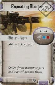 Repeating Blaster